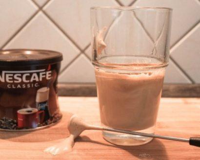 Nescafe Frappe – der Griechische Kaffee – Anleitung zum Selbermachen
