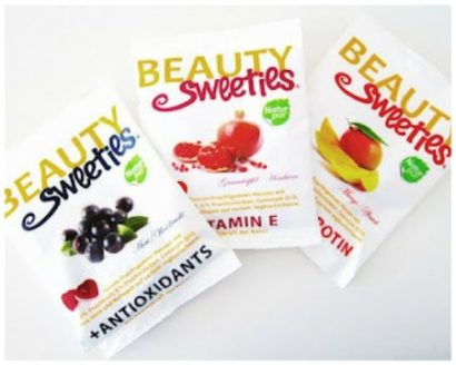Beauty Sweeties, Fruit Jelly Herzen, Beauty and Well Beeing from within