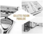 Gillette Fusion ProGlide Silvertouch mit Power Technologie