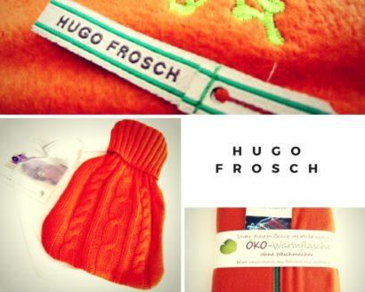 Hugo Frosch, qualitativ hochwertige Öko Wärmflaschen