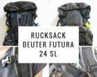 Wildnissport, Rucksack Deuter Futura 24 SL