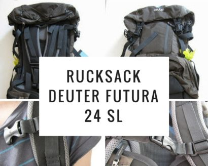 Wildnissport, Rucksack Deuter Futura 24 SL