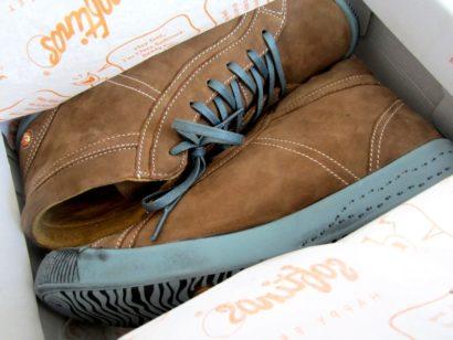 Softinos, weiche, freche und farbenfrohe Schuhe, Chucks