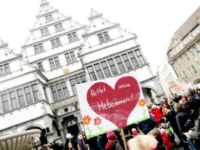 Instagram Week Nr. 27, Hebammenstreik Paderborn