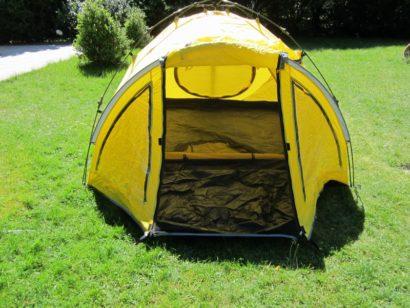 Qeedo – Quick Oak 3 Sekundenzelt, ein Zelt ideal für Festivals!