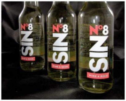 SIN No.8 Wein-Bier-Mischgetränk