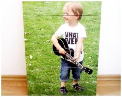 Lieblingsfoto, dein Foto auf Holz gedruckt