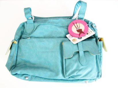 Hochwertige Wickeltasche von Lässig