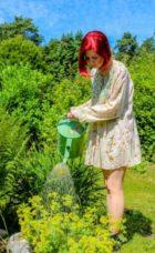 Kindheitserinnerung in Natur und Garten