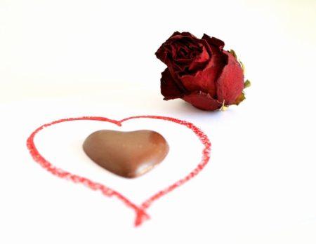 rose-herzschokolade