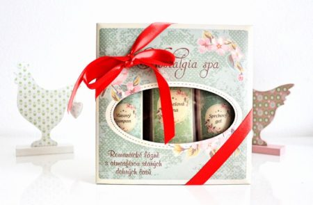 Bohemia-Gifts-and-Cosmetics-Nostalgia-Spa Kosmetik-Set