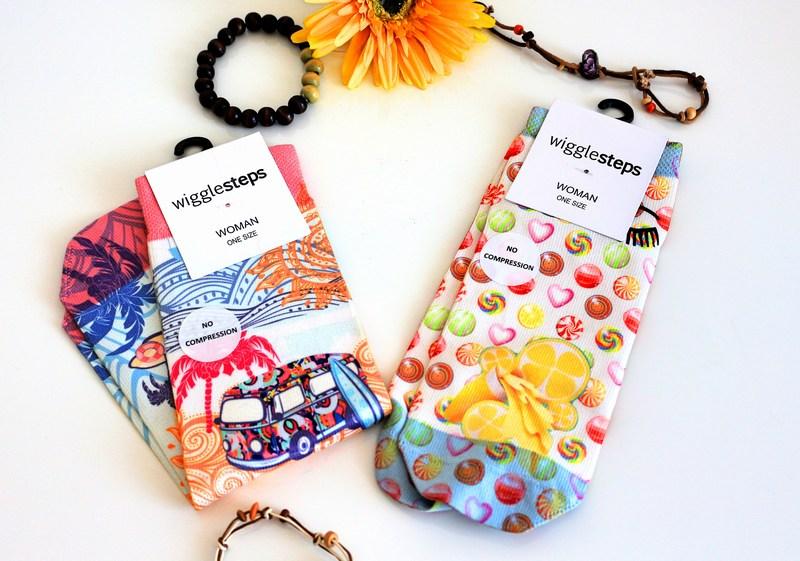 Wigglesteps-Socken