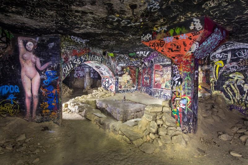 Michael-Bracht-Gruben-Höhlen-unter-Tage