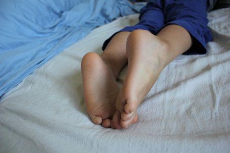 Kinder-Füße