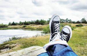Eine Liebe die niemals endet – oder jetzt erst begann – Schuhe