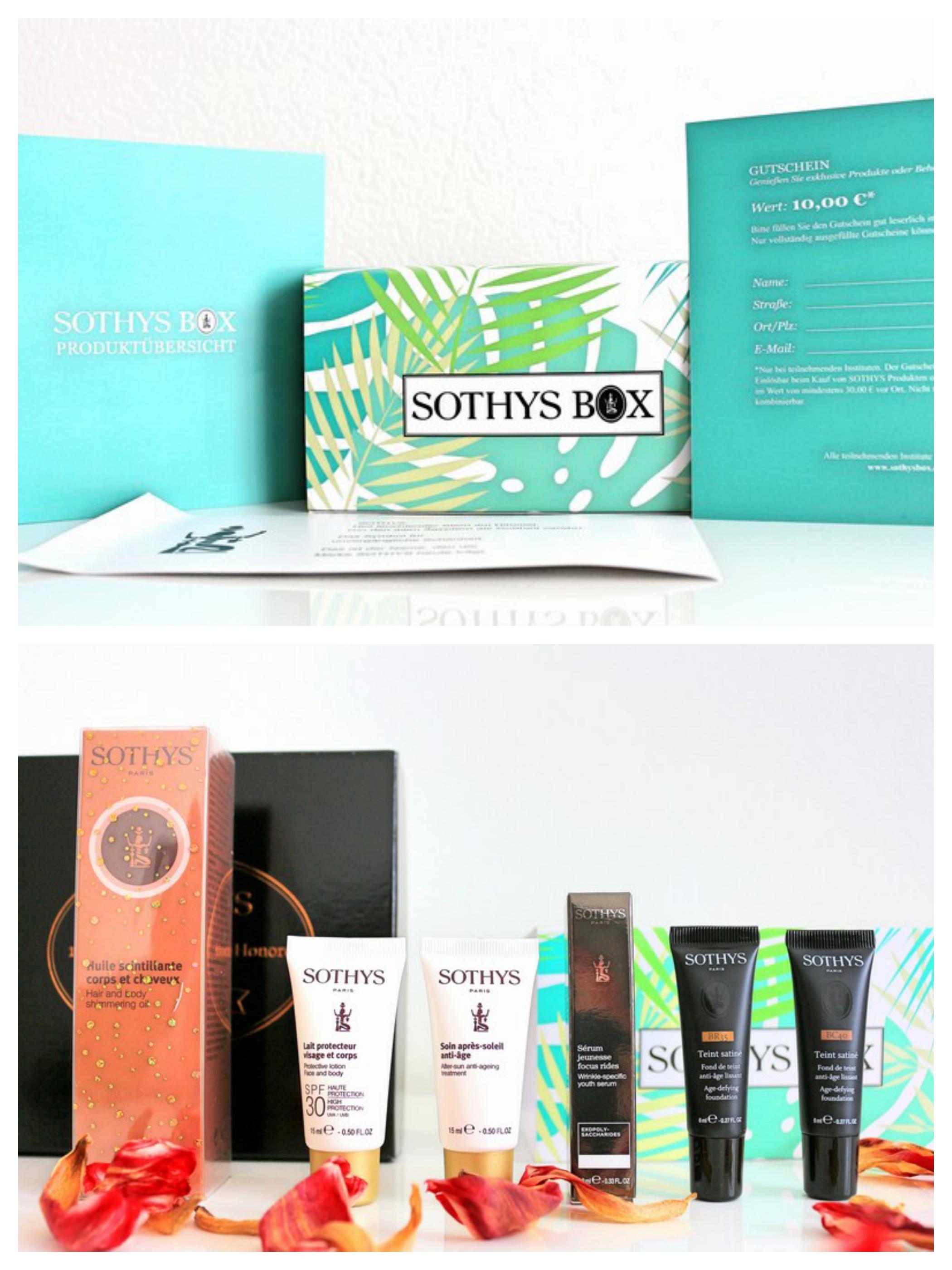 Sothys-Box