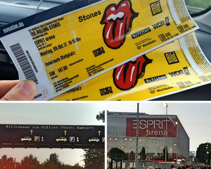 The Rolling Stones No Filter Tour Düsseldorf 2017 Shadownlightde