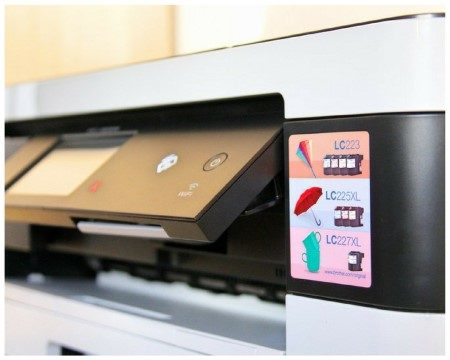 Multifunktionsdrucker von Brother