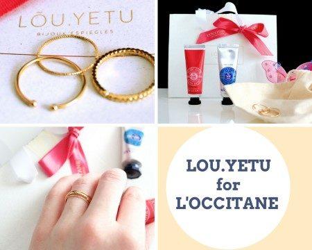LÕU.YETU für L'OCCITANE Box – Give away