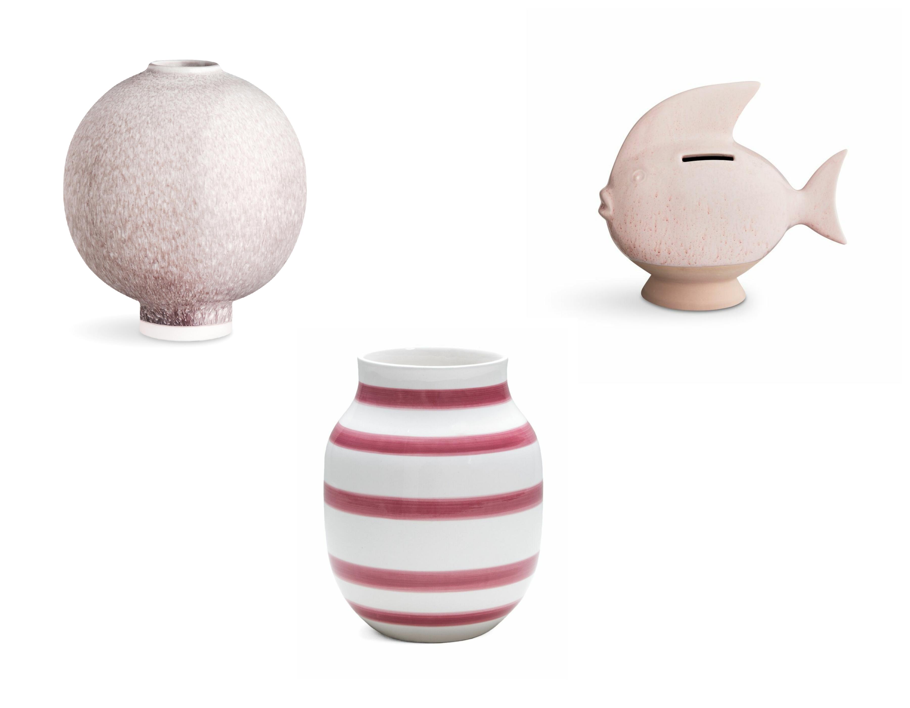 kähler-uni-vase-ommaggio-sparedyr-fischspardose-valentinstaggeschenk