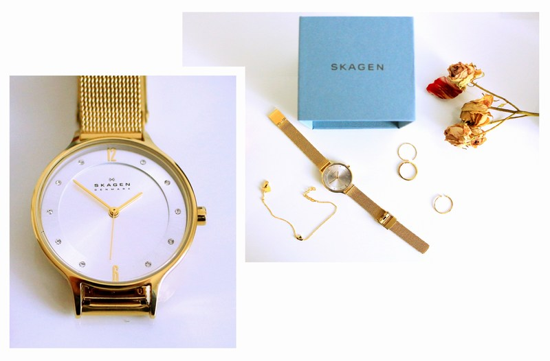amberemotion-little-paperboat-skagen-uhr-gold