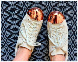 Wie viele Schuhe braucht Frau?