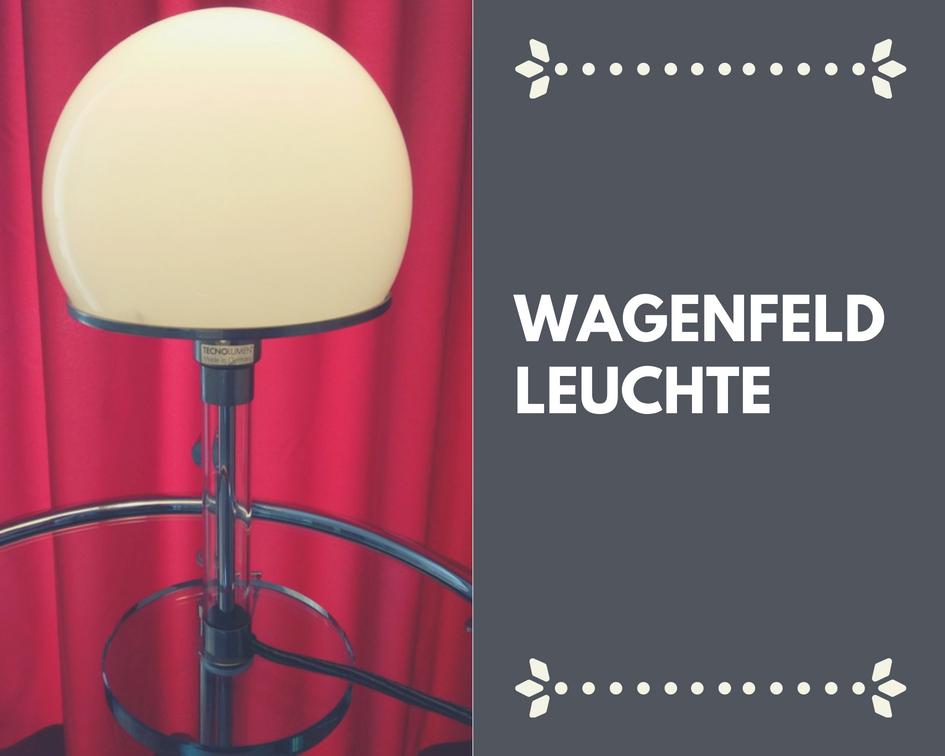 wagenfeld leuchte. Black Bedroom Furniture Sets. Home Design Ideas