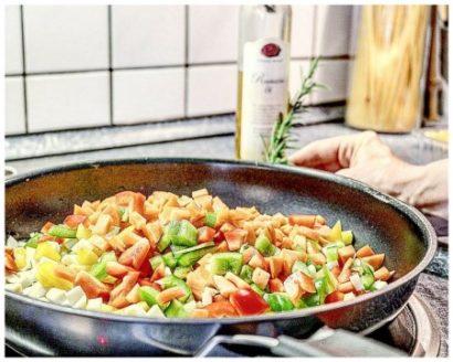 Fünf gute Gründe mal wieder selbst zu kochen