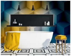 Fototapete im Bad – eine gute Dekorationsidee?