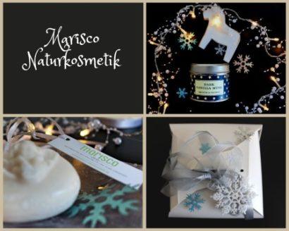 Besondere Weihnachtsgeschenke von Marisco Naturkosmetik- Give away