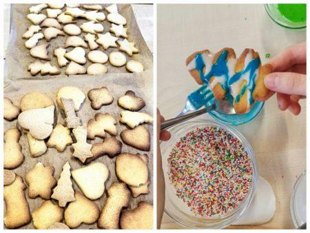 Kekse-backen