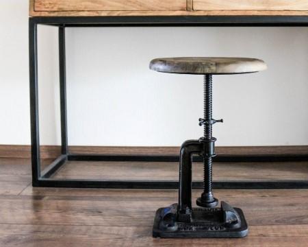 pib-home-gusseisen-hocker-industrial-style