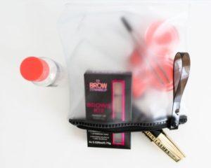 Kosmetikartikel für Reisen richtig packen – inklusive Packliste