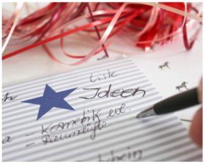Geschenkeliste für Weihnachten – jetzt schon?