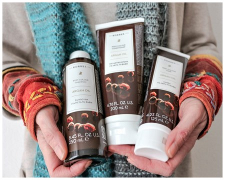 arganöl-korres-haircare-haarpflege-shampoo-conditioner-maske