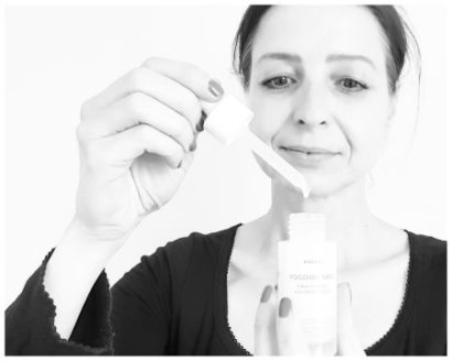 Griechischer Yoghurt schmeckt auch der Haut – Dank Korres!