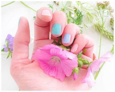 Sommerliche Farben für die Nägel – veganer Nagellack von Sparitual