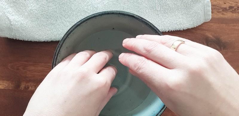 Handbad Maniküre