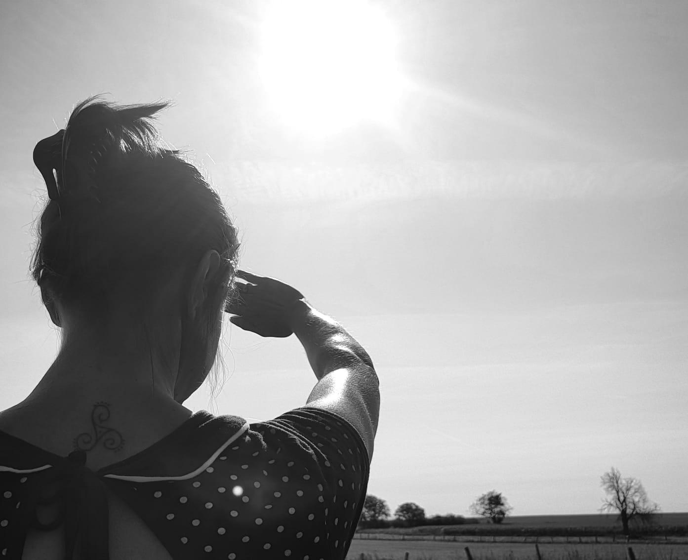 Sonne blenden