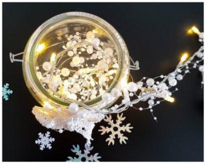 Weihnachtsdekoration – Hauptsache gemütlich