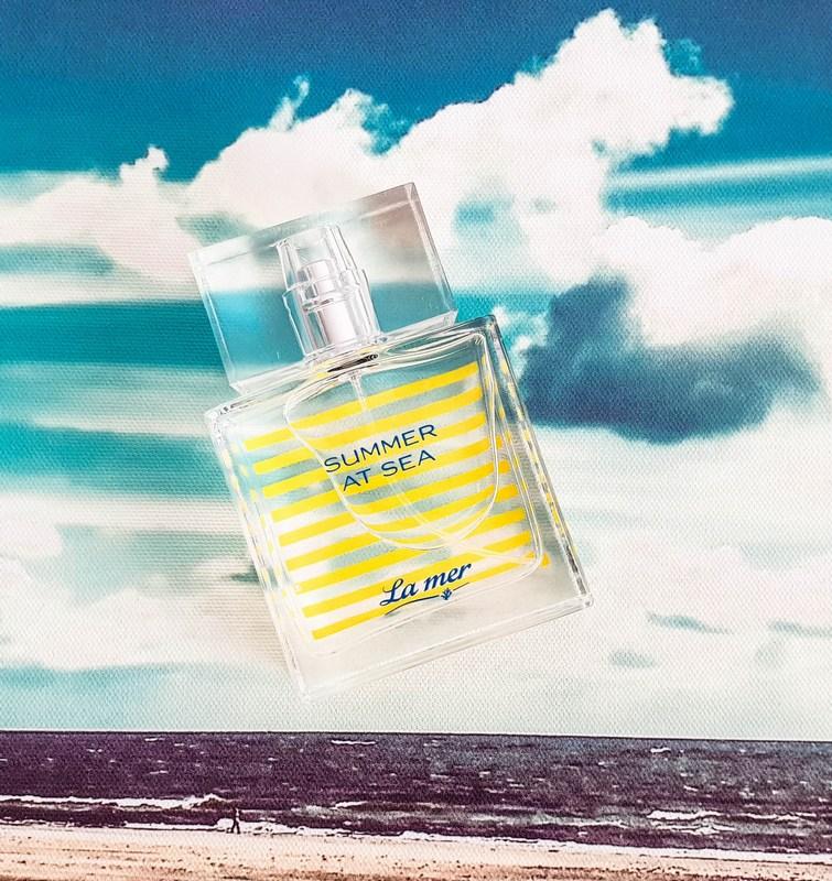 summer at sea la mer