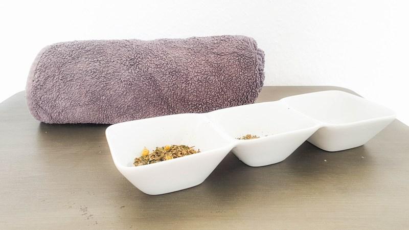Relax Plus Kräuterstempelmassage