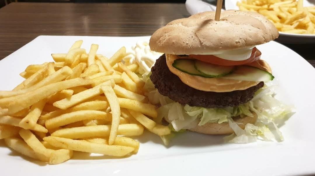 Blavand Bolcher Burger