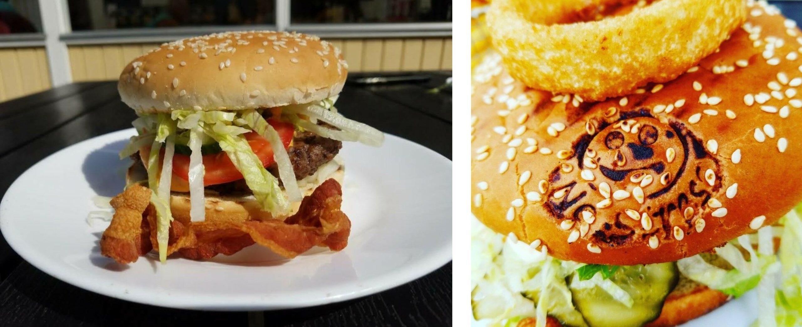 Blavand Grill Bar Minigolf Burger