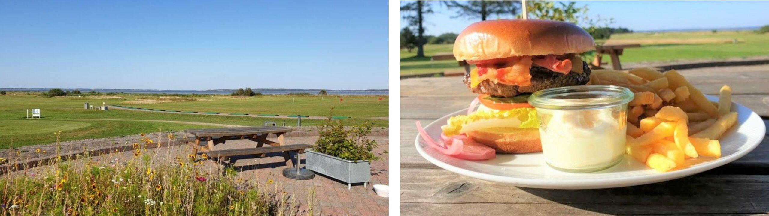 Blåvandshuk Golfcenter Burger