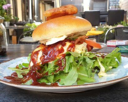 Dänemark – Blavand und Umgebung essen gehen – Burger – Fast Food – Süßes